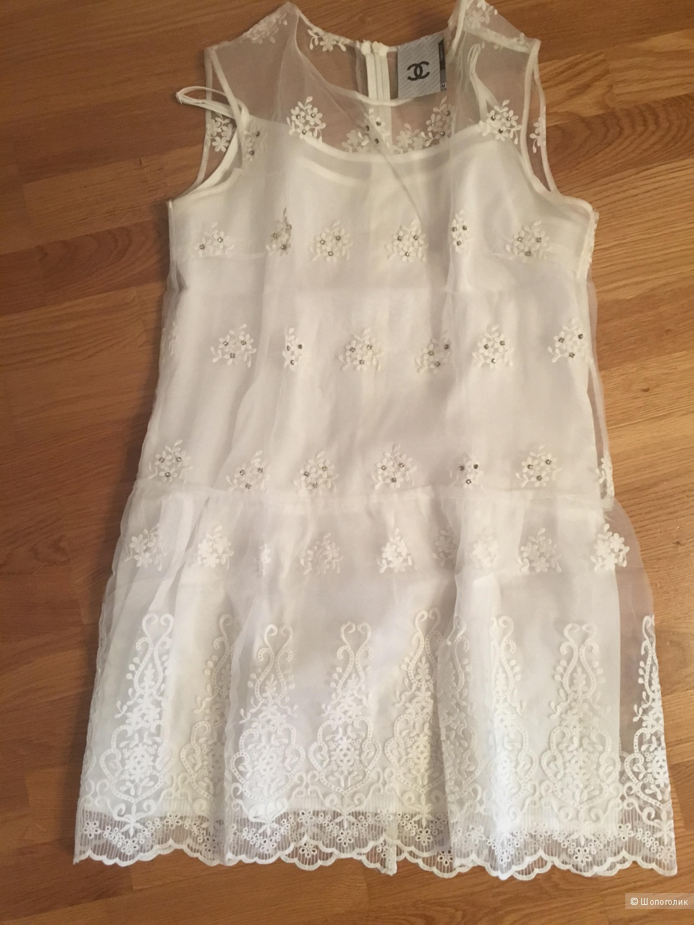 Платье Chanel М
