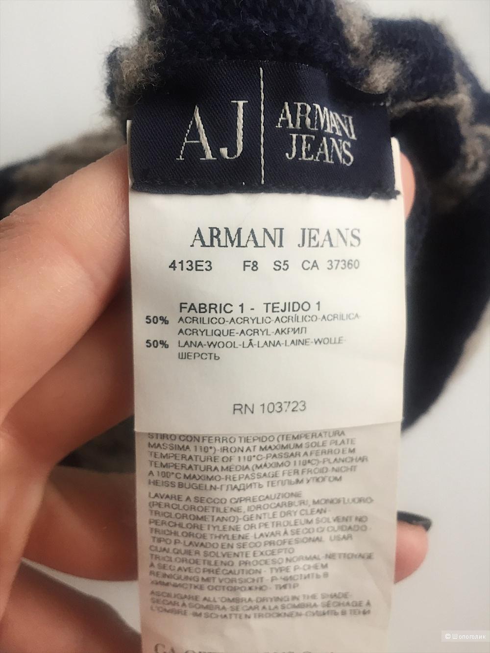 Женская шапка ARMANI JEANS
