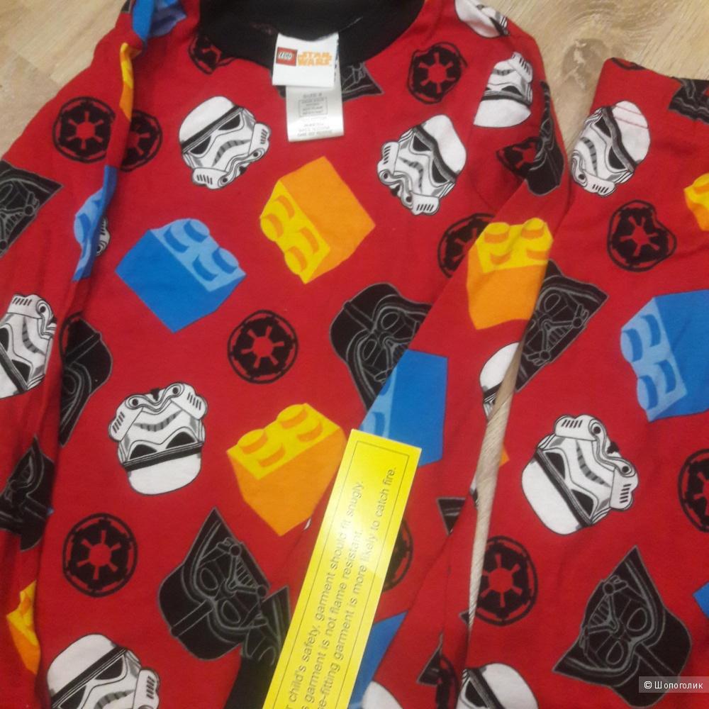 Пижама Lego Star wars на рост до 135 см
