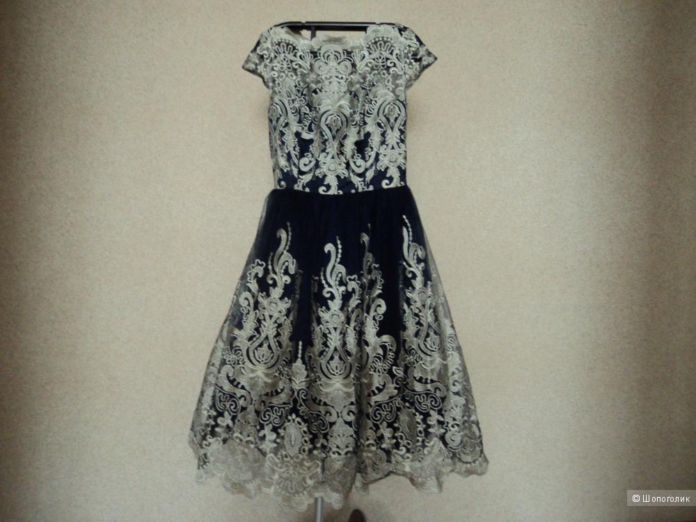 Нарядное платье CHI CHI LONDON размер 42-44