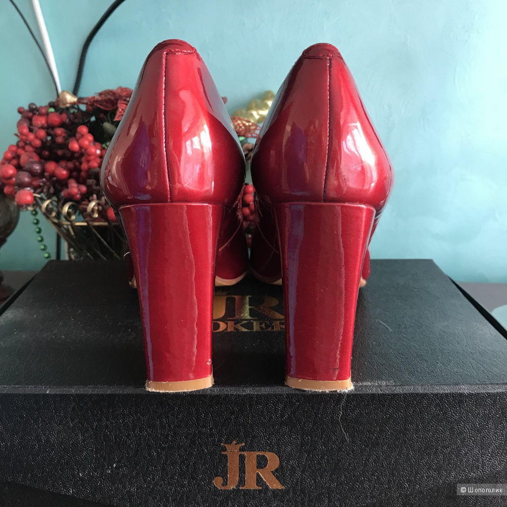 Туфли JR JOKER  40 размер.