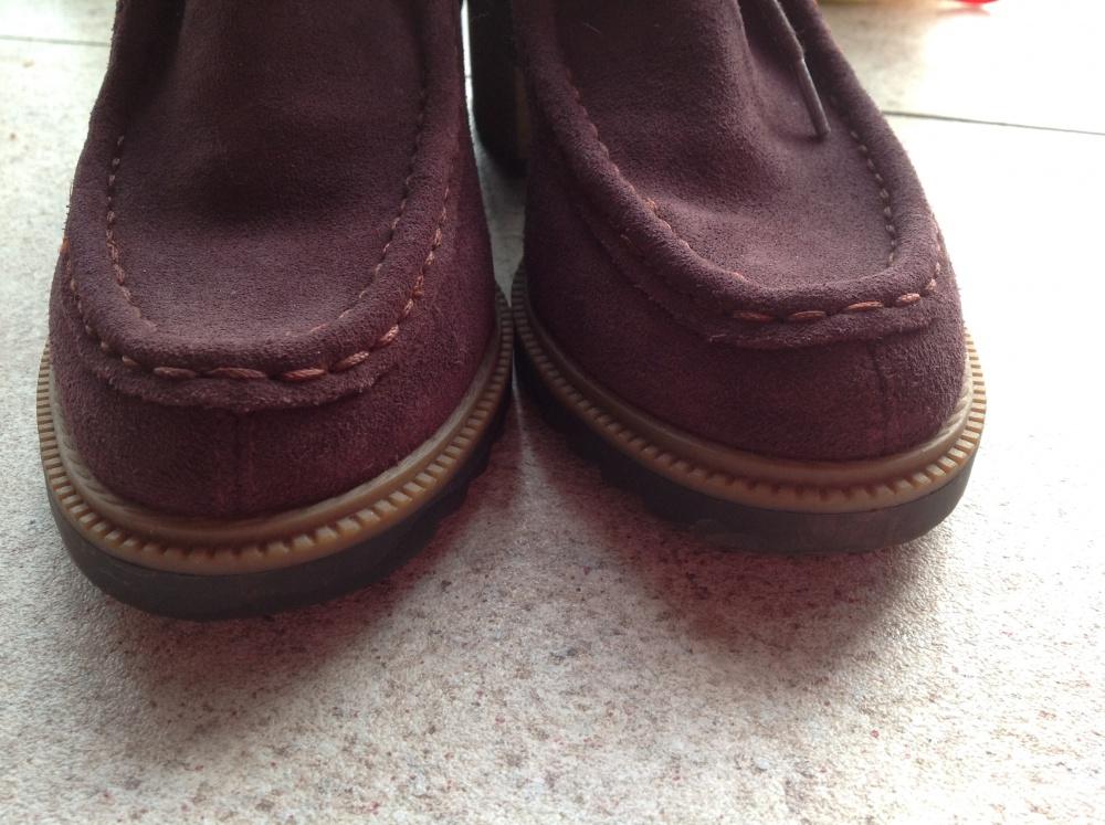 Мокасины, ботинки Clarks, 37EU, 6,5US, 4UK, 23,5см