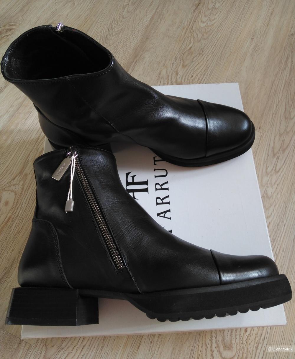 Ботинки Farrutx кожа 37 размер