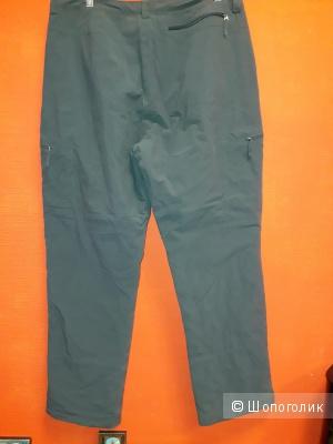 Спортивные мужские утепленные штаны размер 38