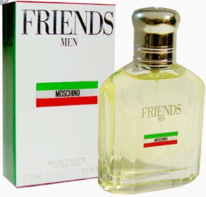 Парфюм Moschino Friends men, 40 мл