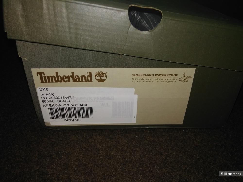 "Ботинки Timberland Premium 6""  размер 39"