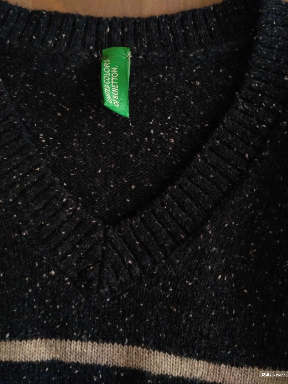 Джемпер Benetton размер 2г/90 см