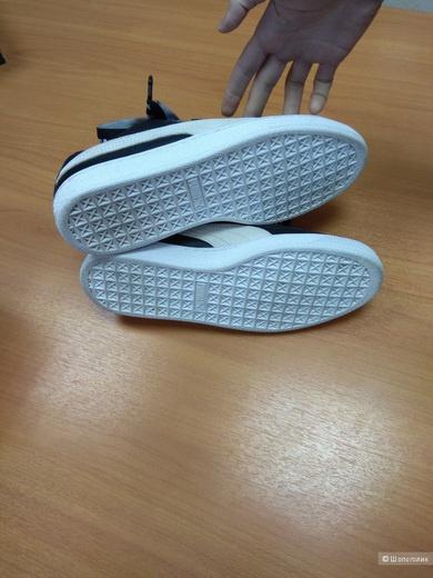 Кеды Puma Basket Heart DE Wn's, размер 40 (26 см)
