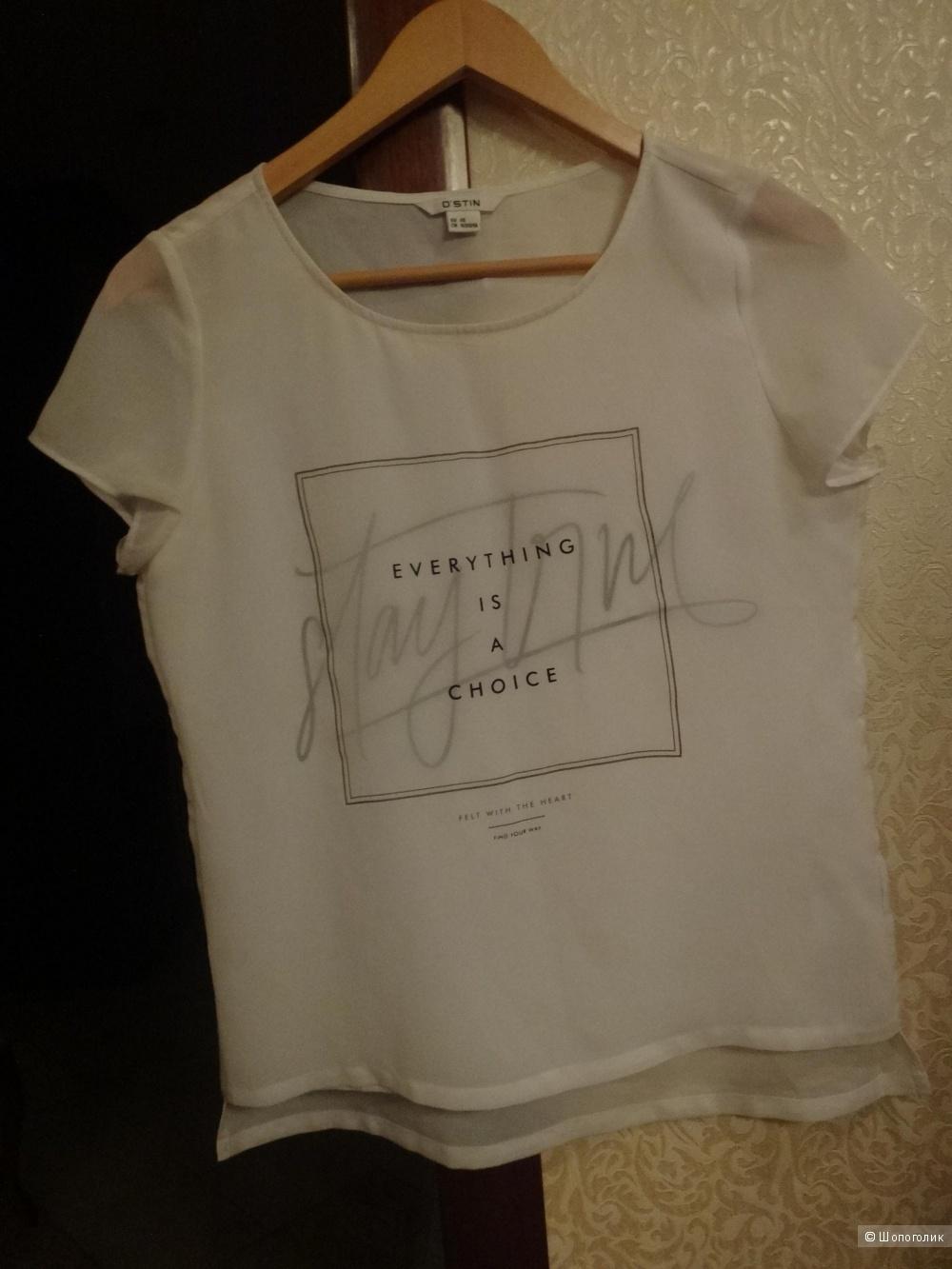 Блузка 42 -44 размер O stin