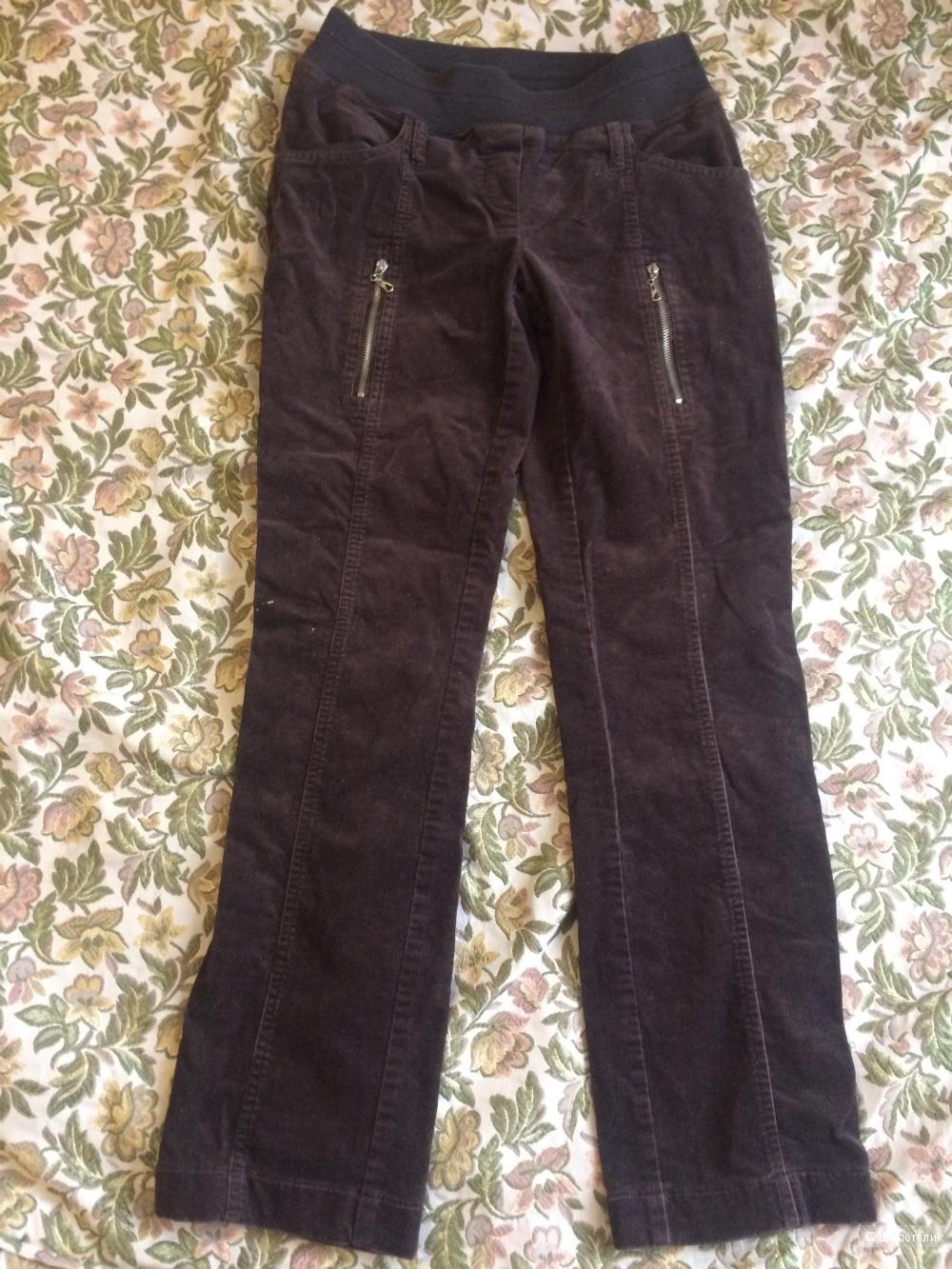 Вельветовые брюки Sweet Mama S-M