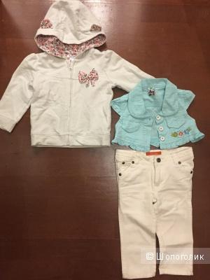 Комплект одежды для девочки 1 год
