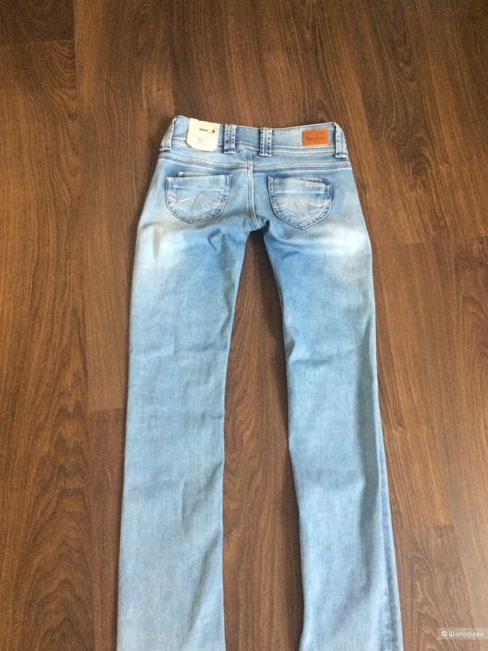 Джинсы Pepe Jeans, размер 25/34, большемерят