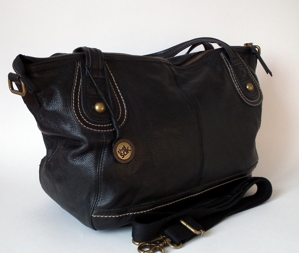 Вместительная сумка The sak