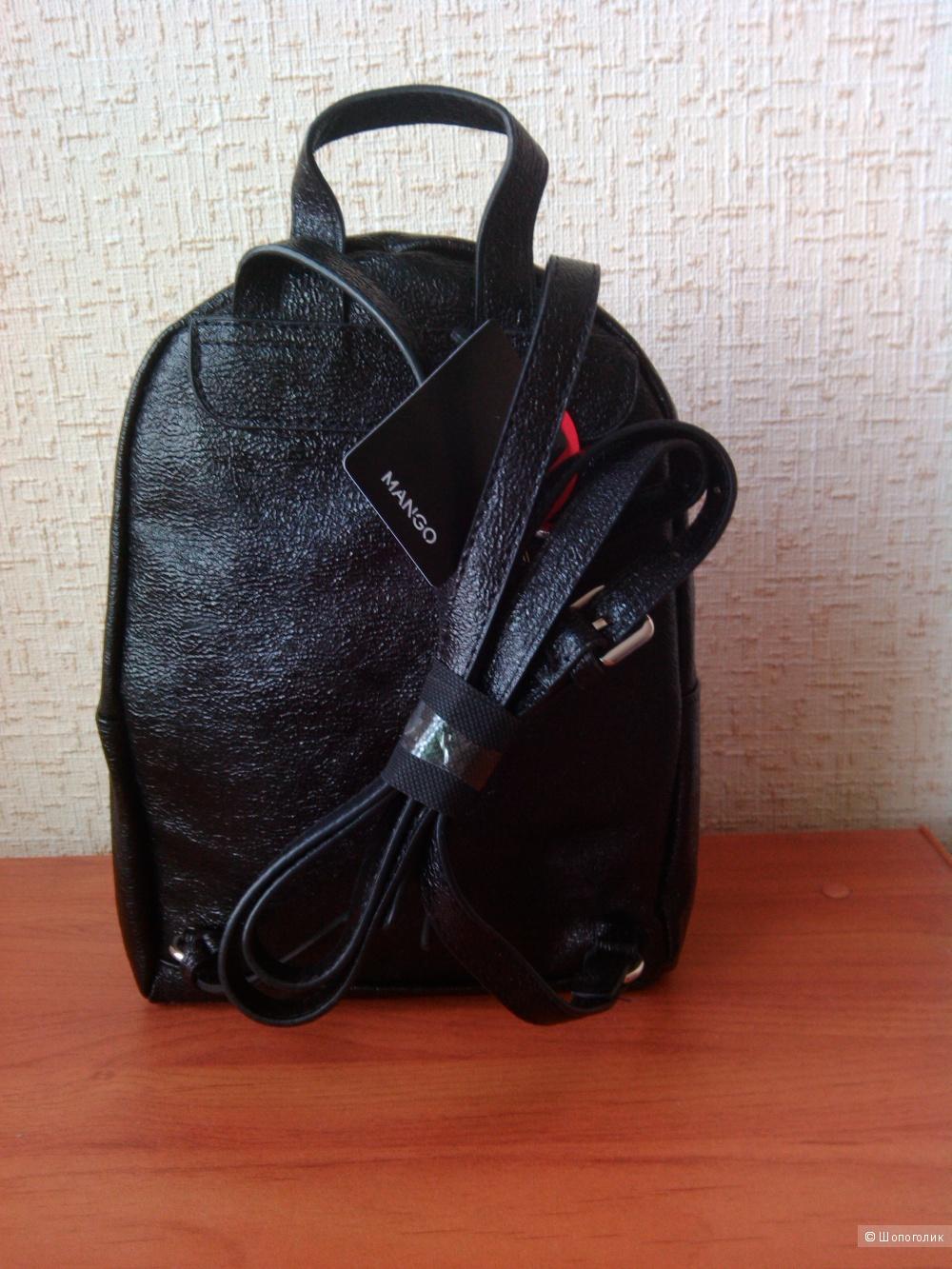 Рюкзак от бренда Mango