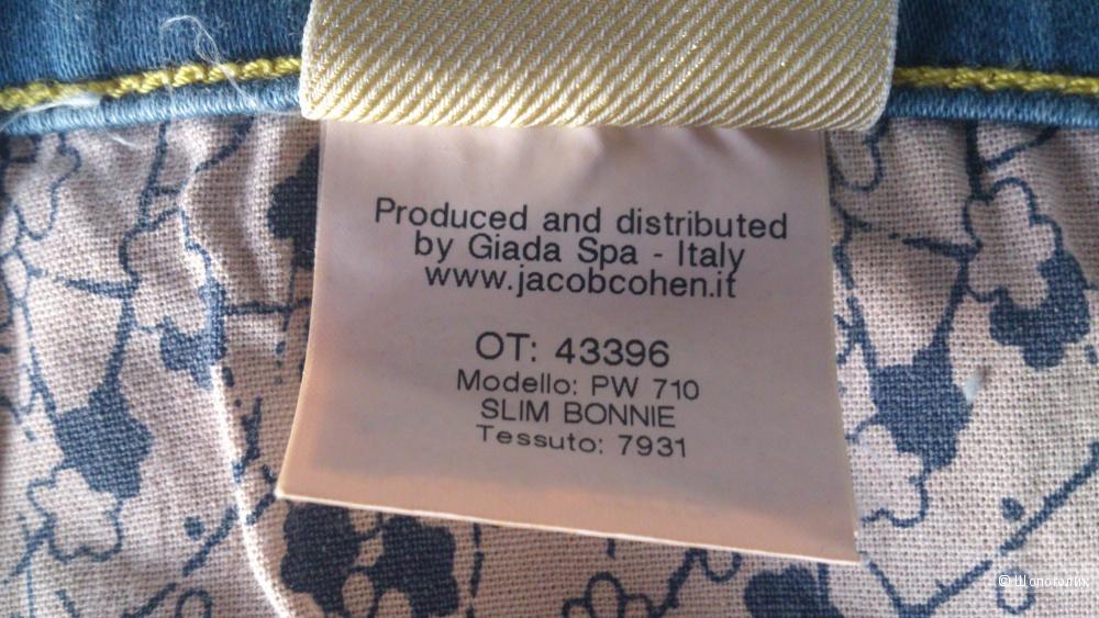 Джинсы женские Jacob Cohen 33