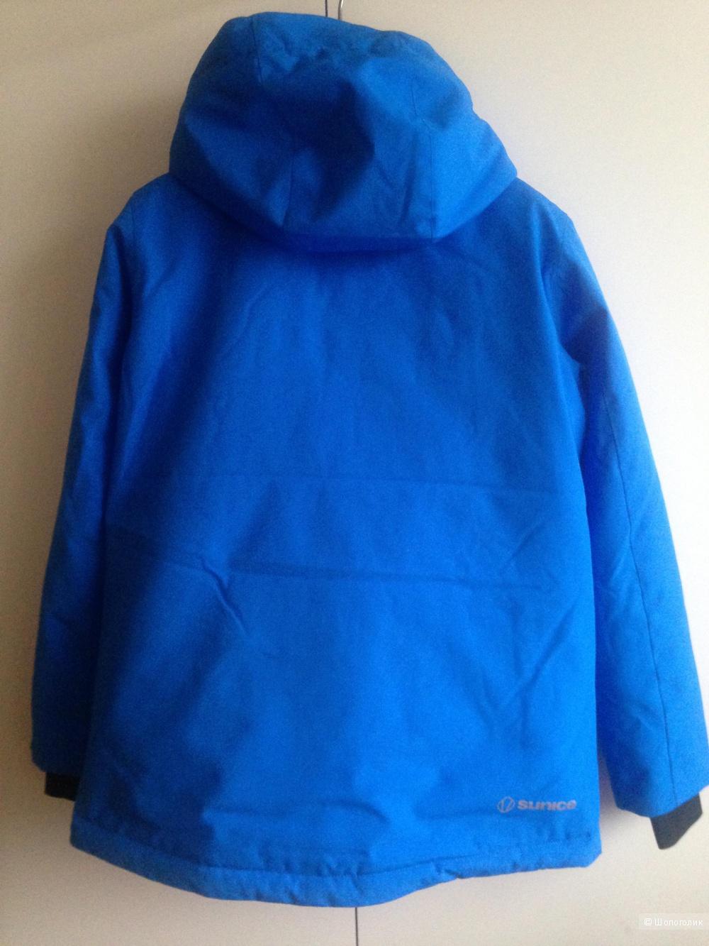Зимняя мембранная куртка Sunice для мальчика, рост 164