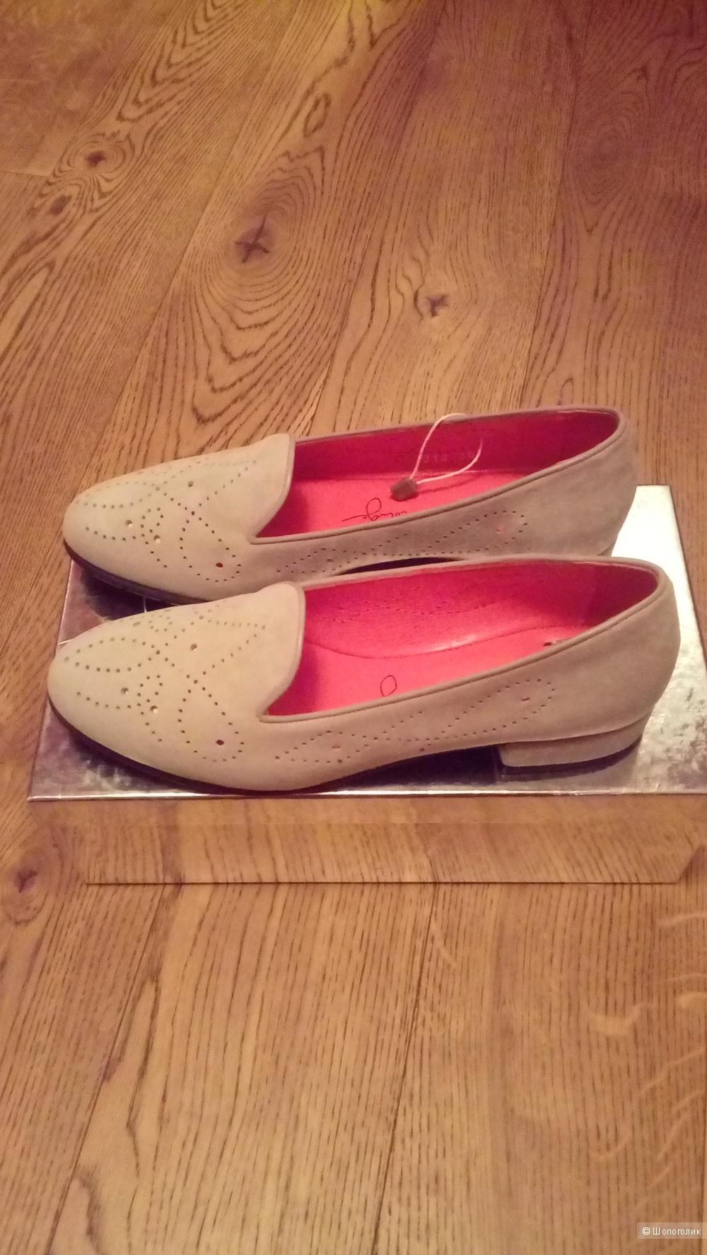 Туфли PAS DE ROUGE, 36 размер