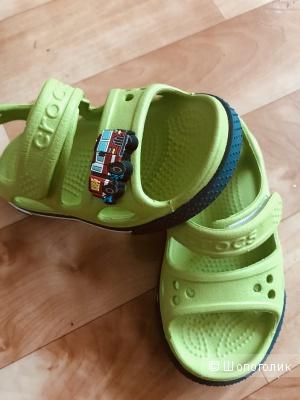Crocs сандали C6