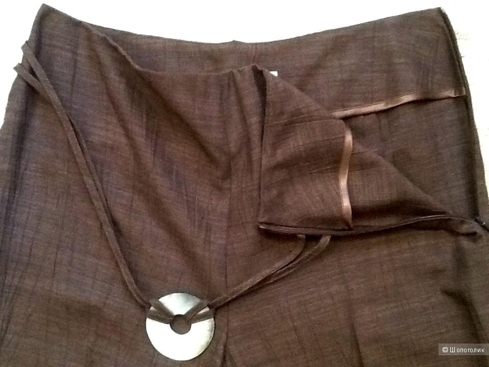 Льняные брюки Un1Deux2Trois3,размер Е42