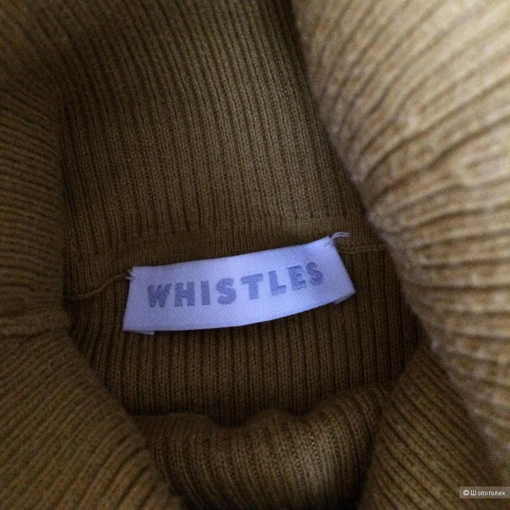 Шёлковый бадлон WHISTLES, р-р 44-46