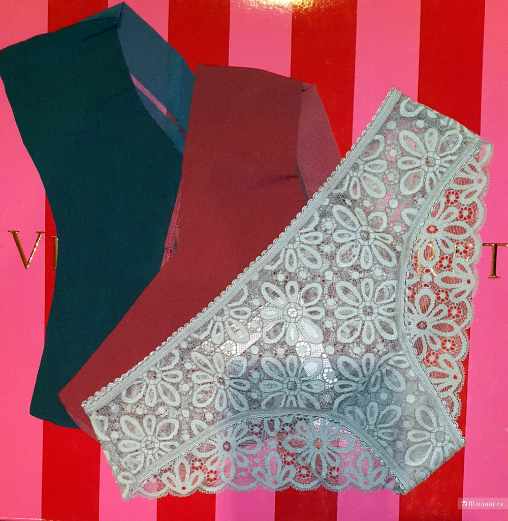Комплект трусиков от Виктории Сикрет размер XS