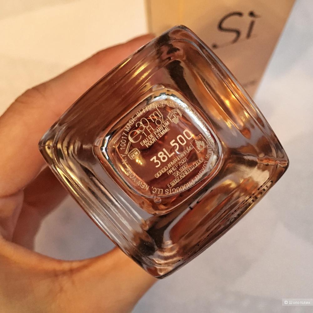 Giorgio Armani Sì (Eau de parfum), 30 ml.