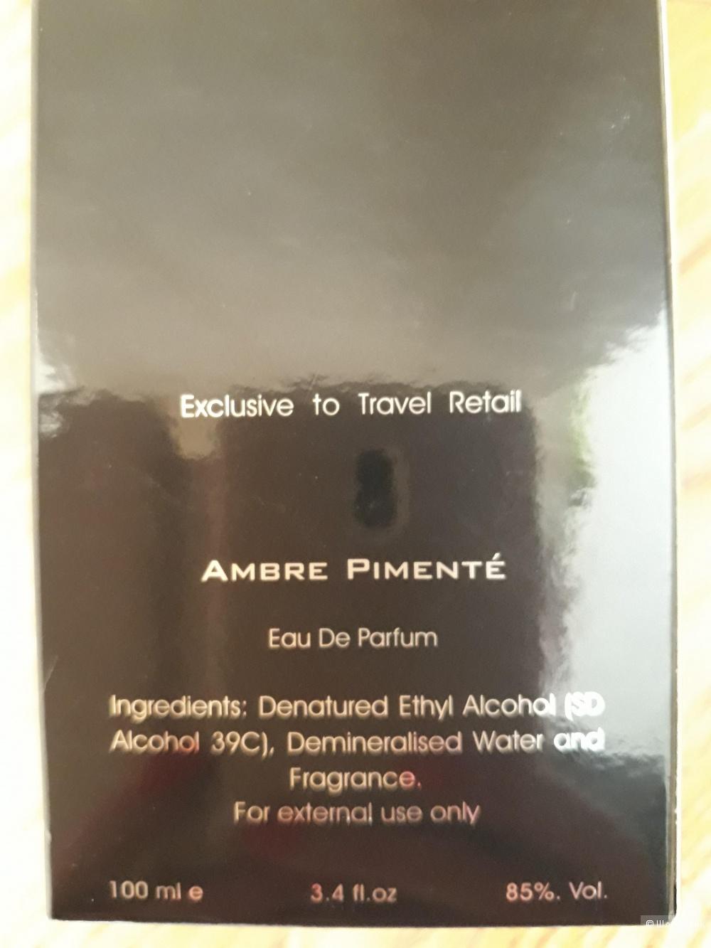 Ambre Pimente Ajmal, 90 ml