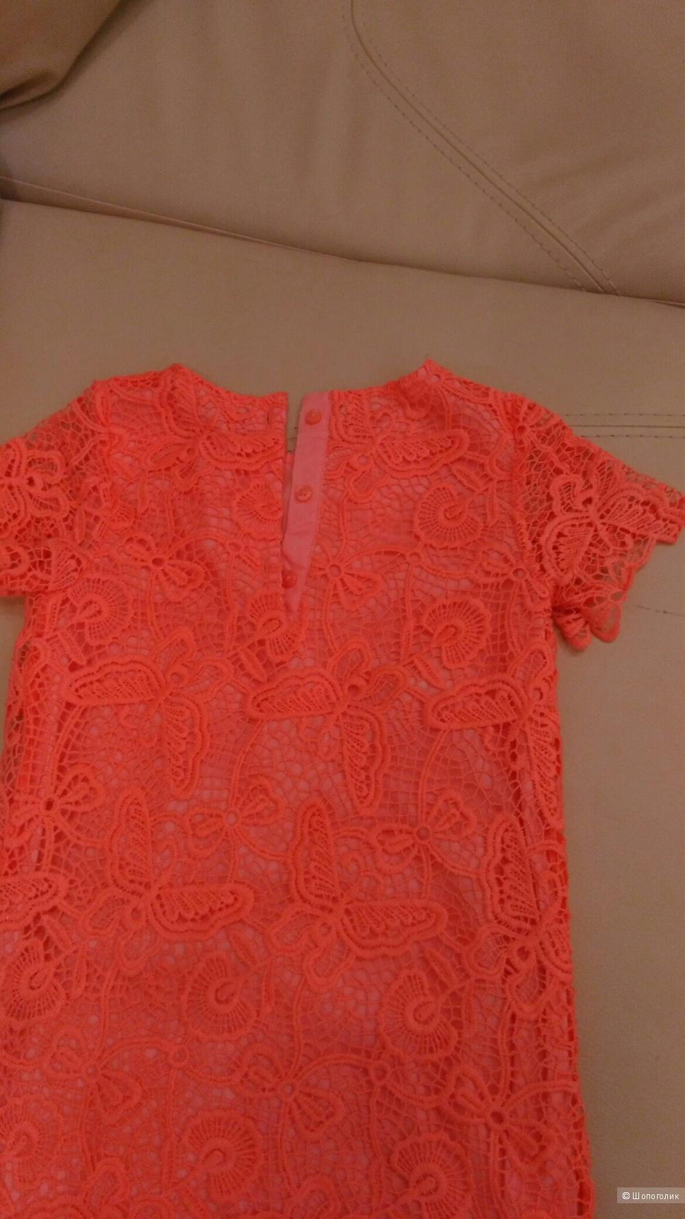 Платье Yong Dimension 5-6 лет, рост 110-116 см