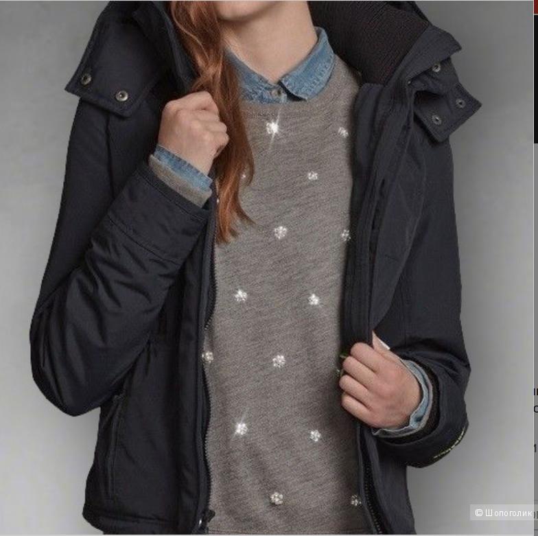 Abercrombie & Fitch  куртка- парка, S