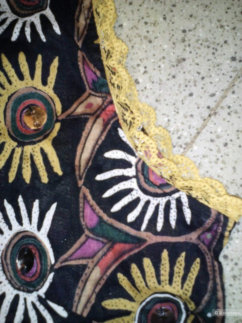 Блузка индийская, Natura, размер 44