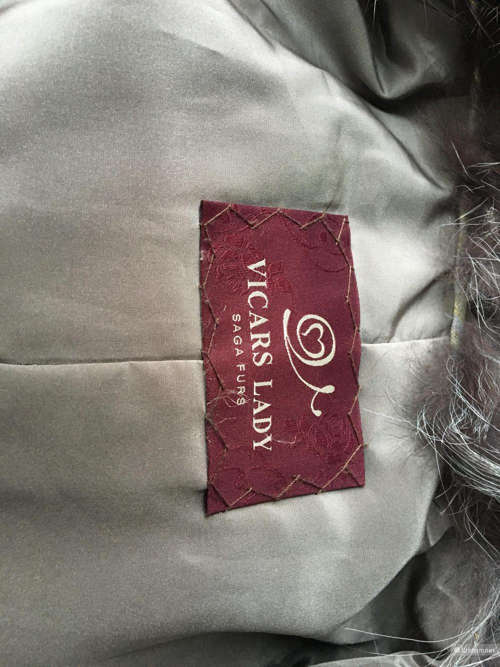 Шуба Vicars Lady saga furs, 46-48 (L)