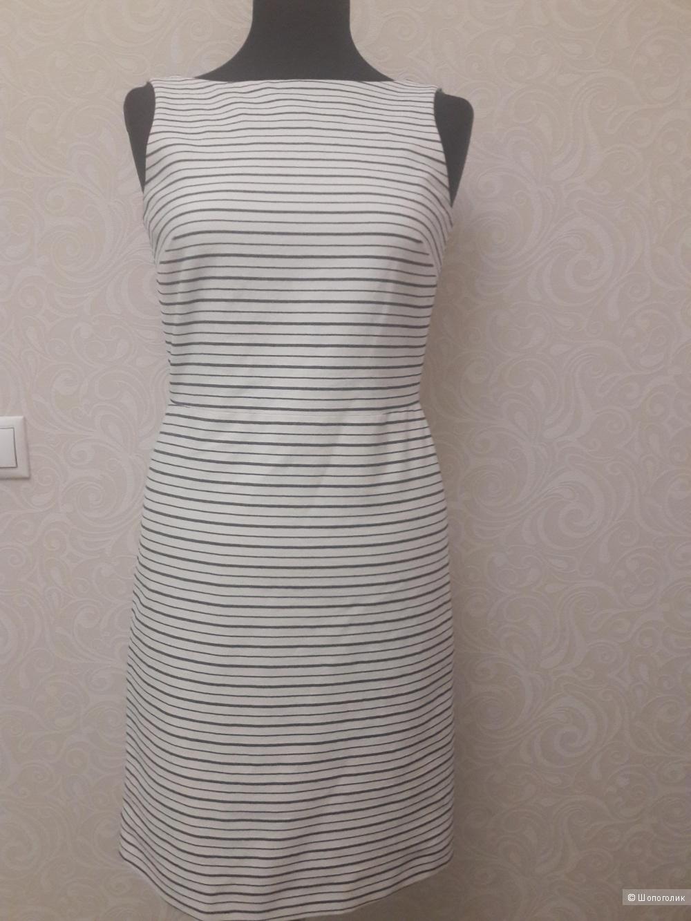 Massimo Dutti: классическое платье, 36 евро