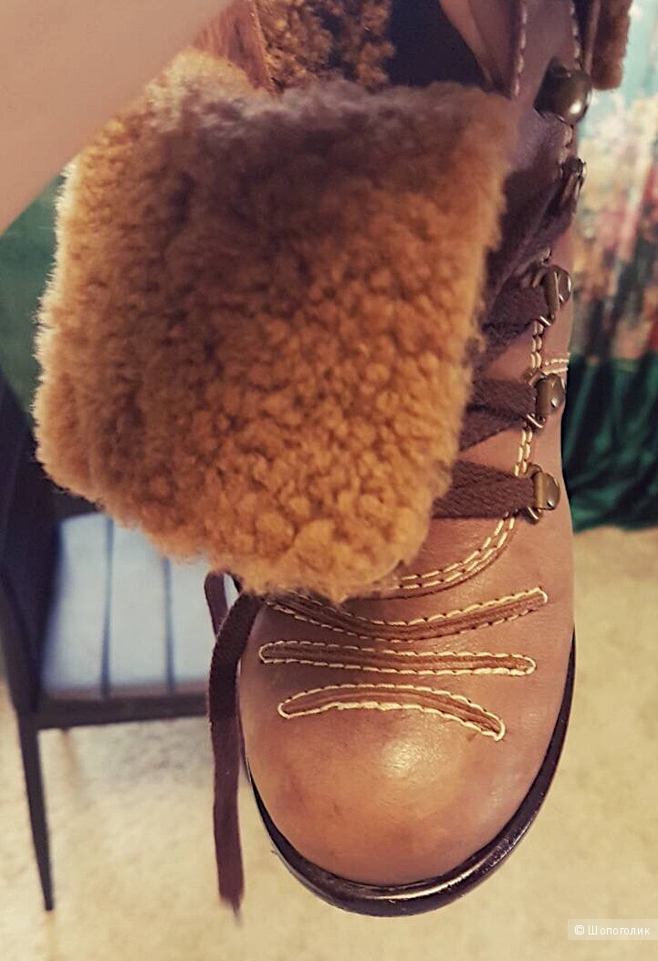 Зимние женские ботинки Baldinini, 36/5 размер