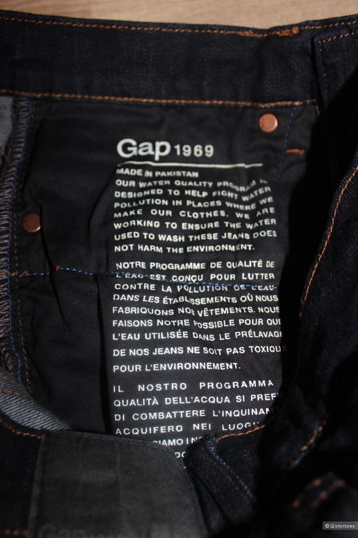 Джинсы GAP, размер 30/32
