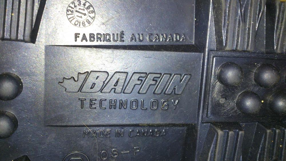 Сапоги Baffin Titan -100C - Forest, размер 10 (28 см) = 43, Канада