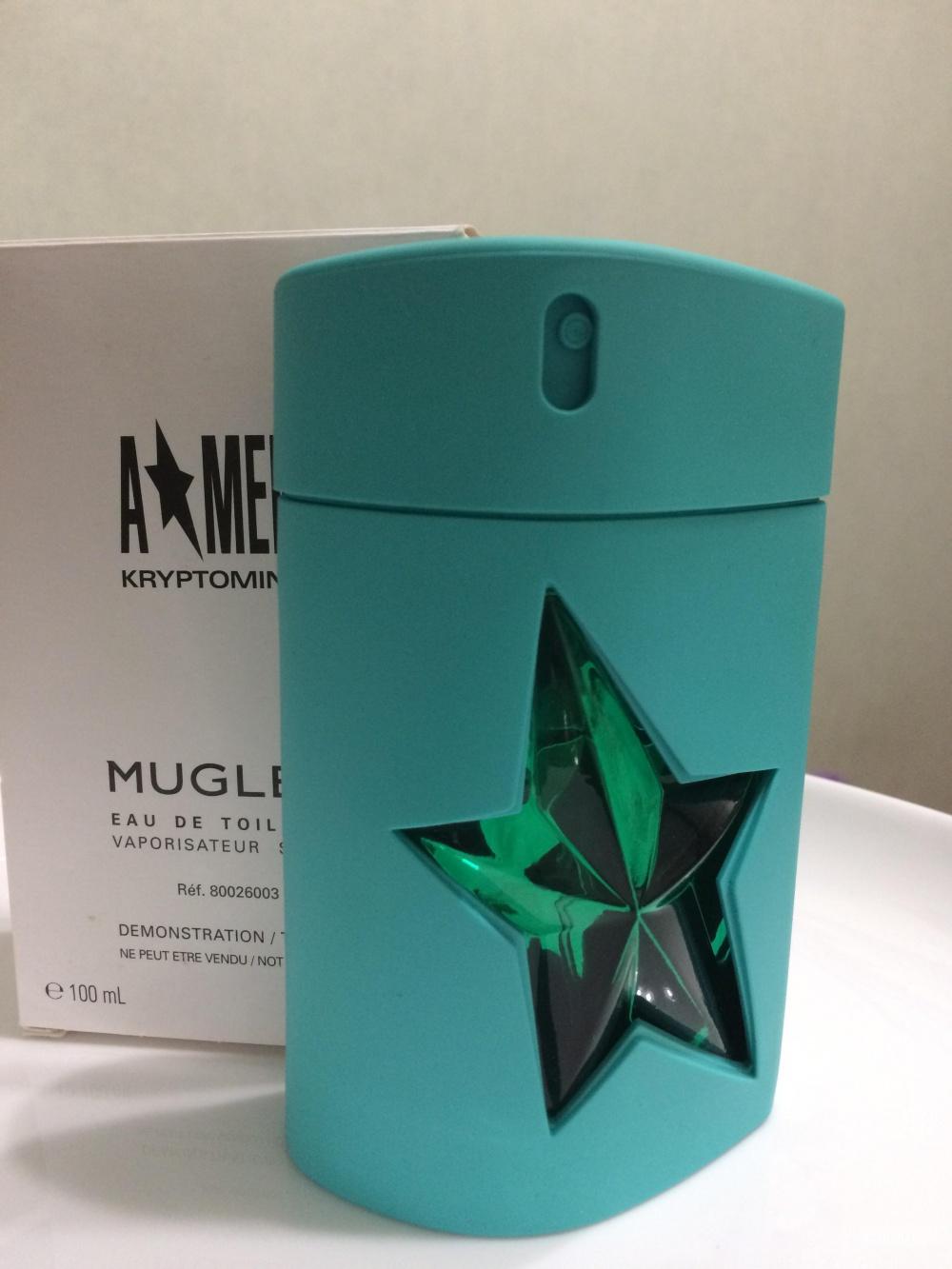 Аромат унисекс MUGLER A Men KRYPTOMINT 100 ml