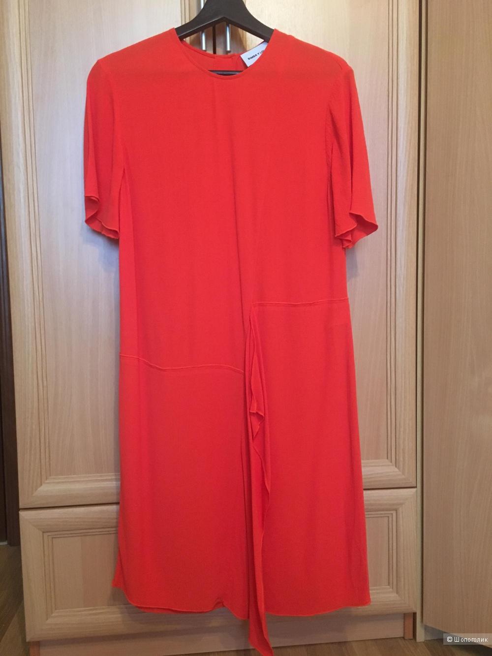 Красное платье Bimba y Lola размер XS