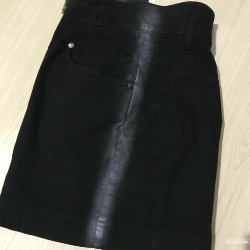 Джинсовая юбка Just Cavalli 26 размер
