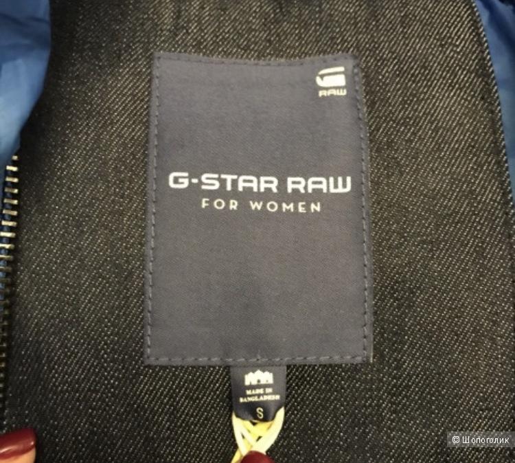 Пуховик G-star raw, размер S
