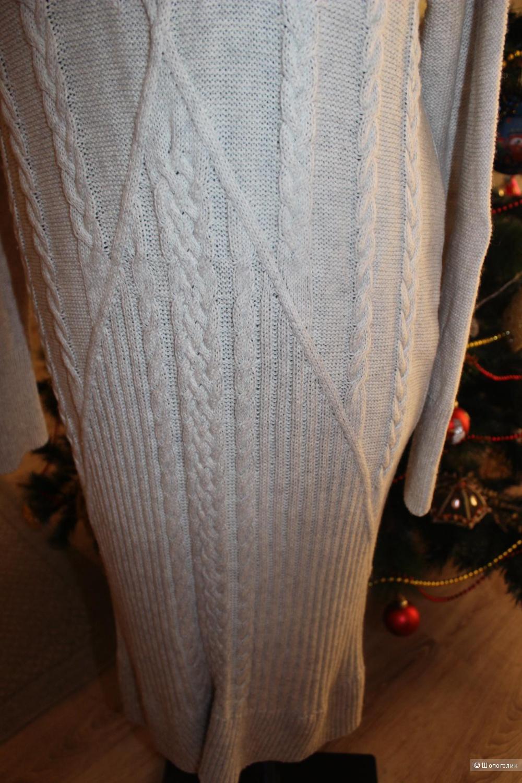 Вязаное платье NEXT, размер L