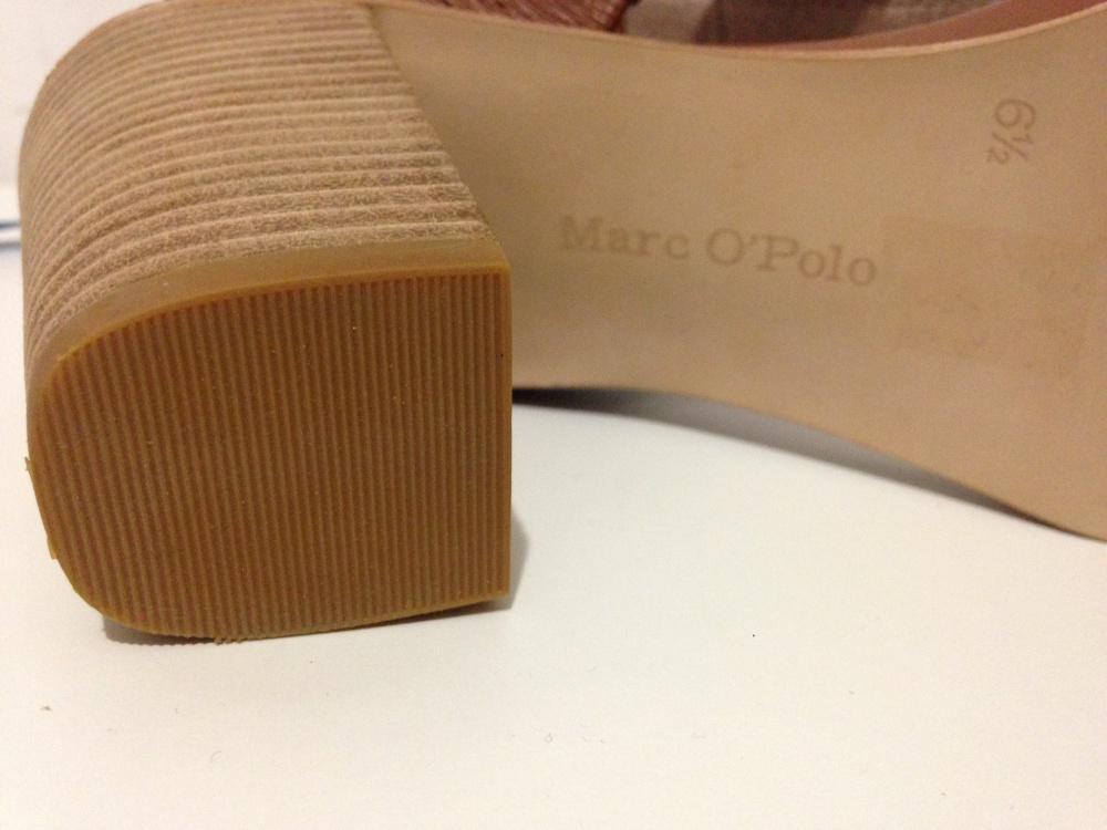 """Босоножки """" Marc O'Polo """", размер 39,5."""