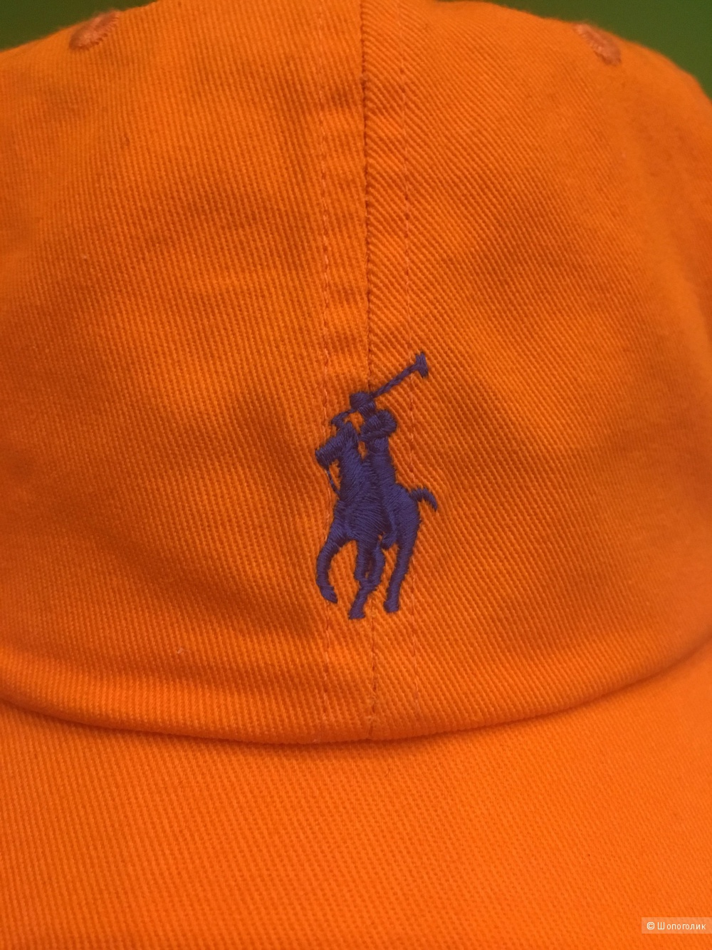 Бейсболка Polo Ralph Lauren,one size.