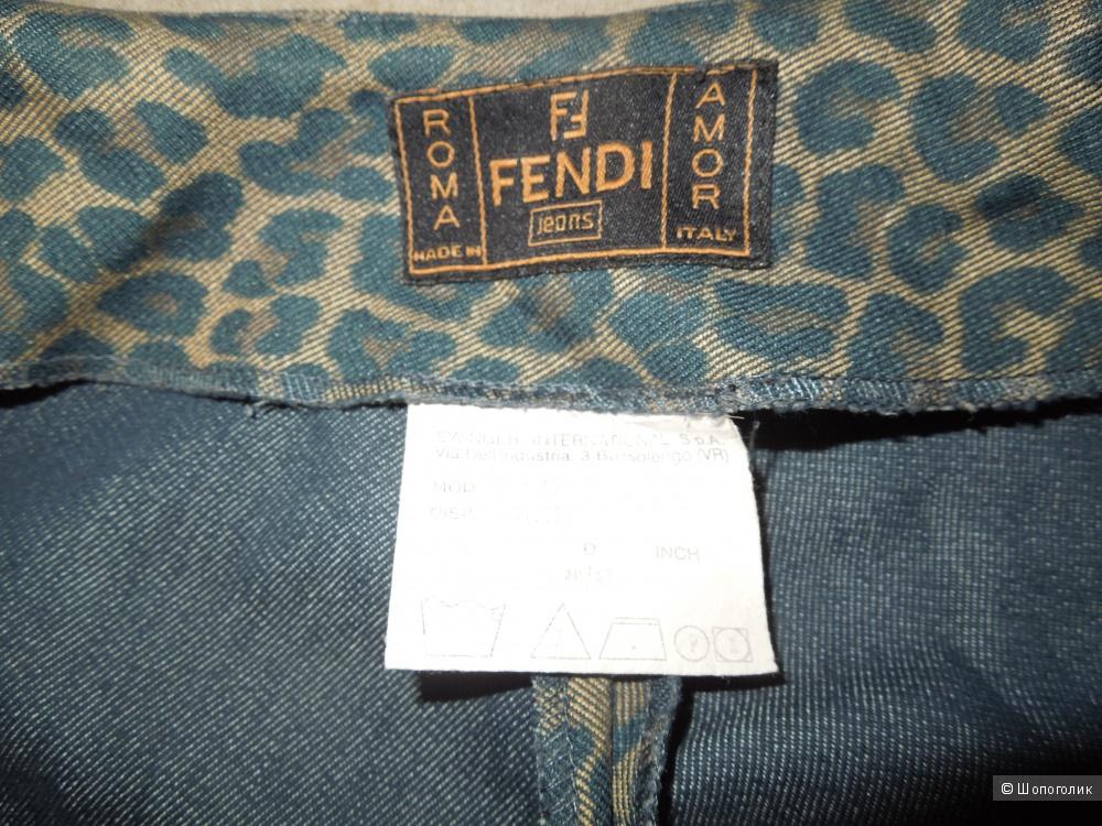 Брюки Fendi 44 размер