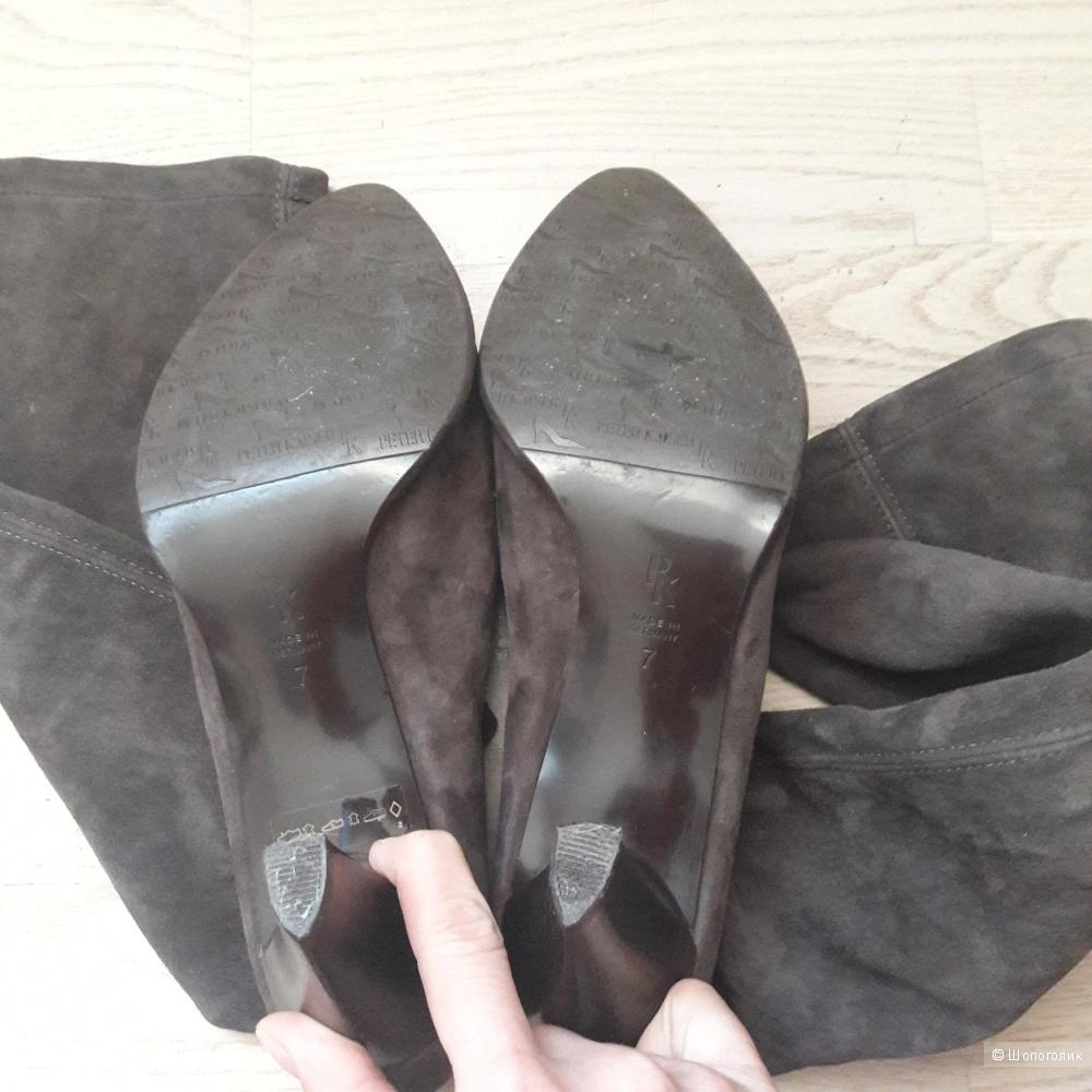 Сапоги-чулки Peter Kaiser 7 UK размера