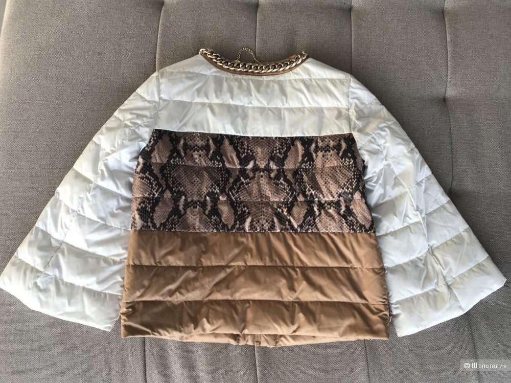 Куртка Elisabetta Franchi, размер 42-44.