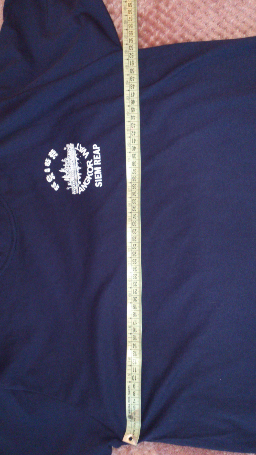 Футболка ANGKOR WAT, размер 48-50
