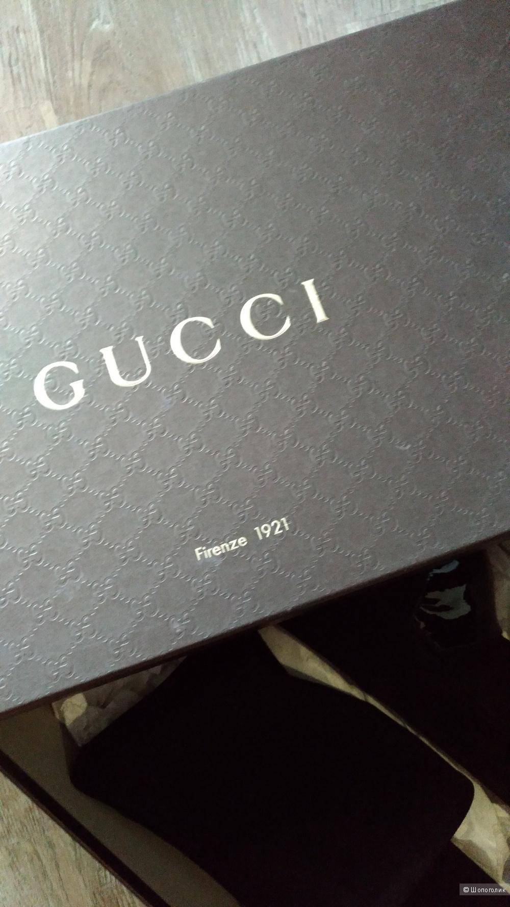 Сапоги Ботфорты Gucci размер 38