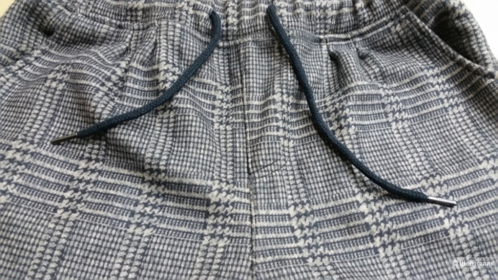 Утепленные брюки no name  на 46 р-р