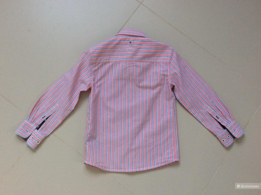 Детская рубашка Tommy Hilfiger р.116