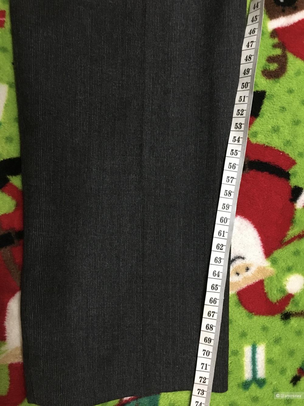 Женские брюки ELEVENTY, 48 (Российский размер) дизайнер:46 (IT).